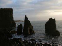 Reykjanes Cliffs Wonders