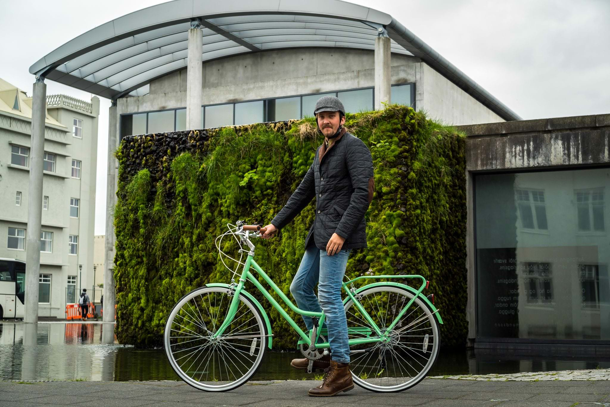 Reykjavik Cycling Cycling Tour