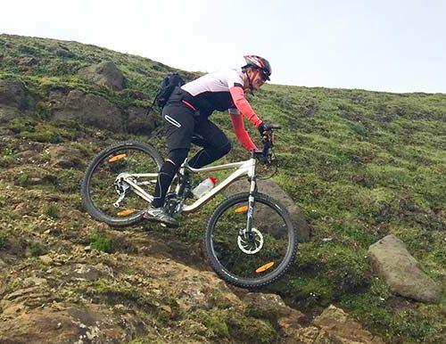 Reykjavik Mountain Bike Tour