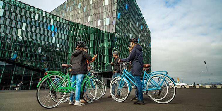 Reykjavik Tour By Bicycle