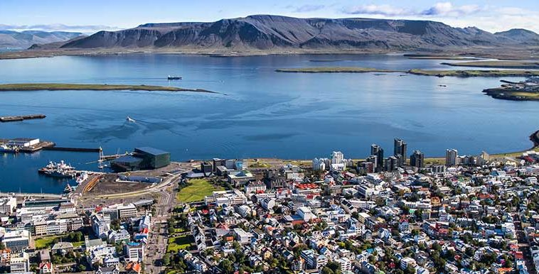 Reykjavik by Air Tour