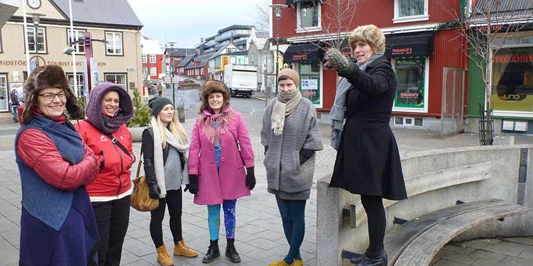Reykjavik Food Journey