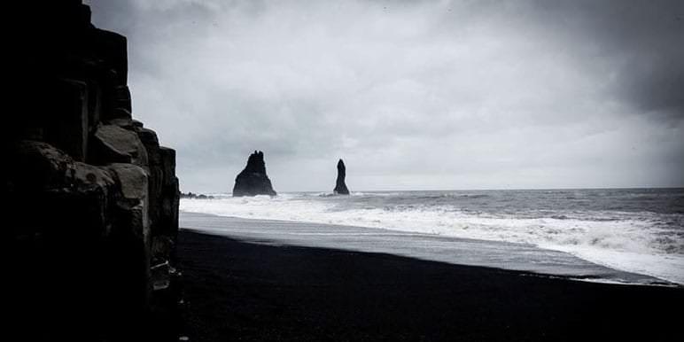 Reynisfjara In Iceland
