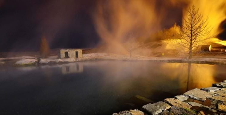 Golden Circle Secret Lagoon