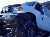 Silver Circle Super Jeep
