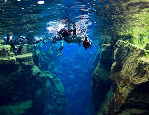Golden Circle & Snorkeling Tour