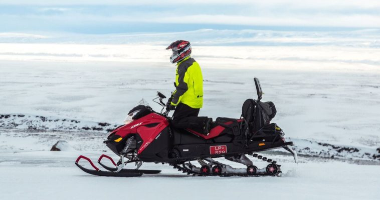 Snowmobiling Winter Package