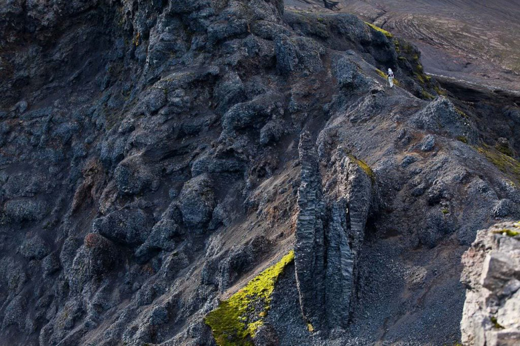 Thorsmork Nature Reserve in South Iceland