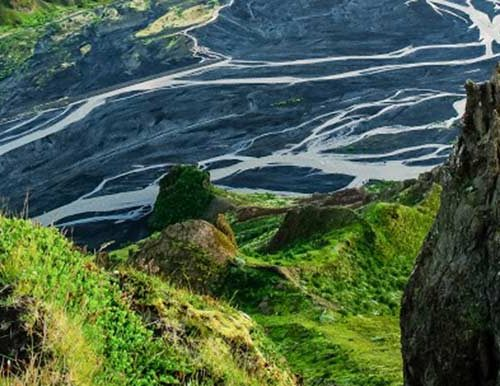 Thorsmork South Iceland