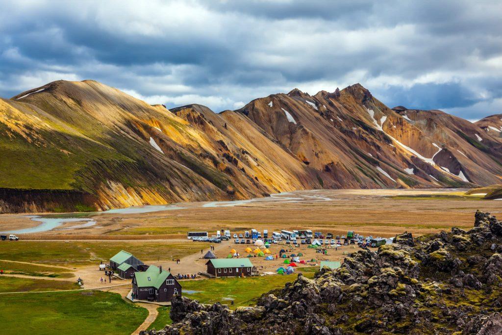 Highlands of Iceland