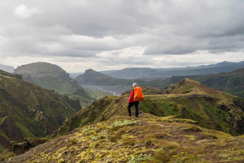 Trekking Laugavegr Hiking Trail