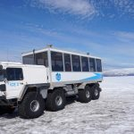 Modified Glacier Truck