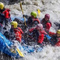 Glacier River Whitewater Rafting