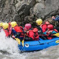 West Glacier River Rafting