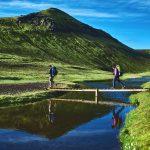 Reykjadalur Hiking Trail, South Iceland