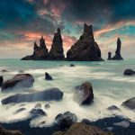 Reynisdrangar, South Coast of Iceland