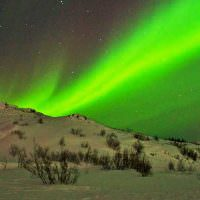 Northern Lights Hunt Bus Tour