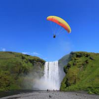 South Coast Adventure With Paragliding