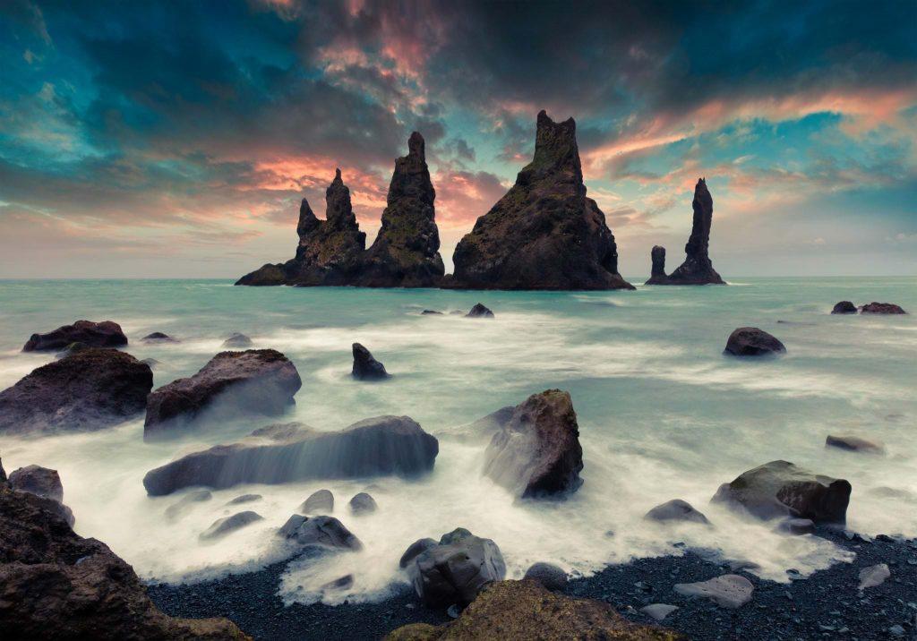 Reynisdrangar south Iceland