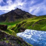 Skogarfoss in South Iceland
