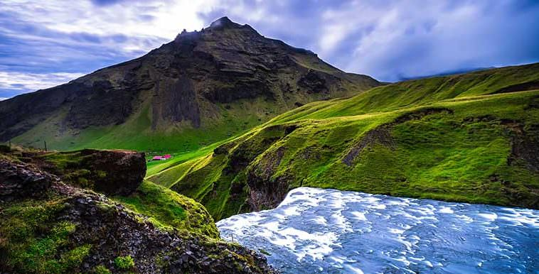 South Iceland At Leisure