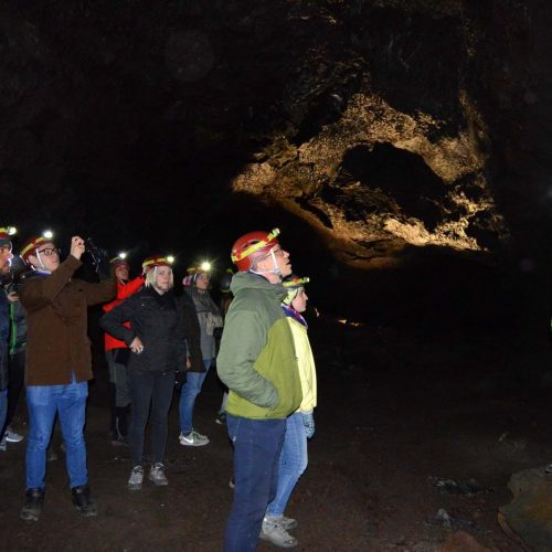Vidgemlir Cave Tour