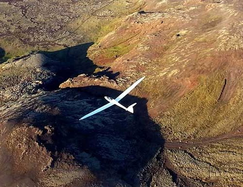 Glider Adventure Flight