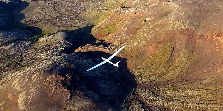 Glider Adventure Flight