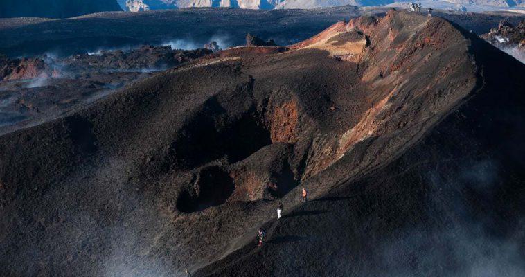 Magni And Modi Craters
