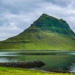 Mountain Kirkjufell, Iceland