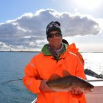 Sea angling Iceland
