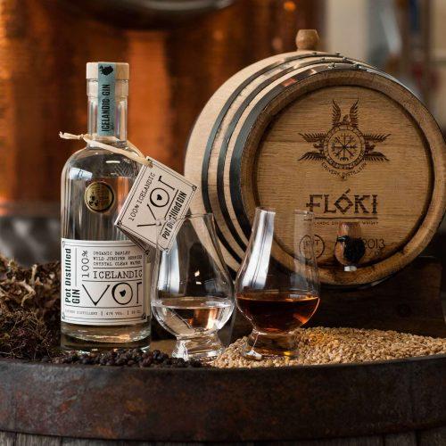 Whisky Distillery Tasting Tour