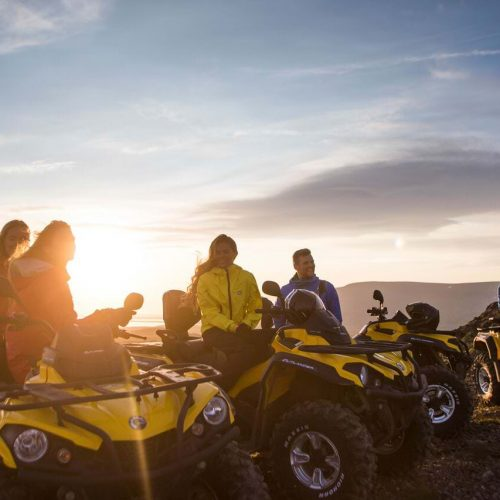 ATV Twin Peak Tour