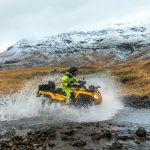 ATV in Reykjavik