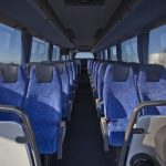 Inside the aircoach