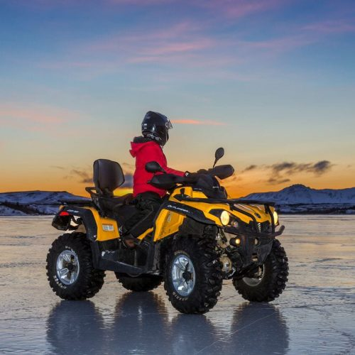 Quad biking Iceland
