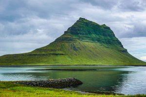 Kirkjufell Snaefellsnes Peninsula, Iceland