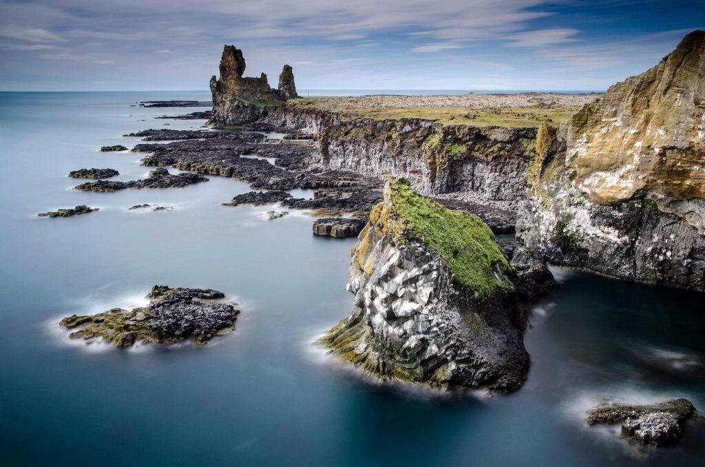 Rif snaefellsnes Iceland