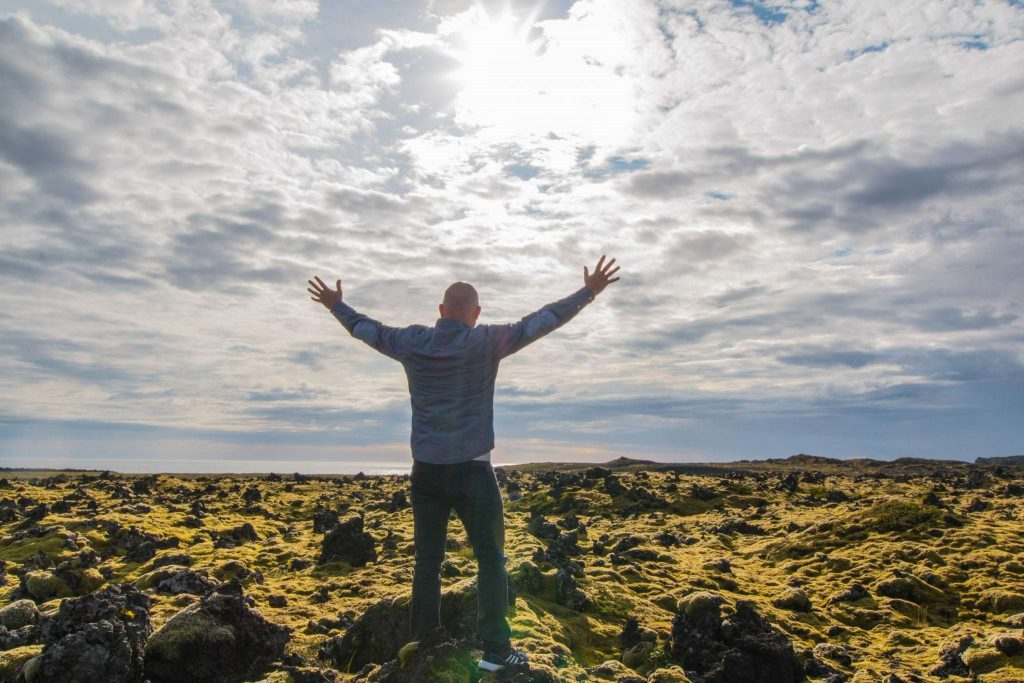 Snaefellsnes national park Iceland