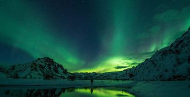 Northern lights photography