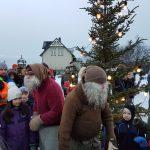 Santas in Iceland