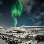 premium northern lights tour Iceland