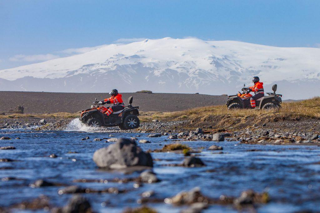 ATV Tour South Iceland