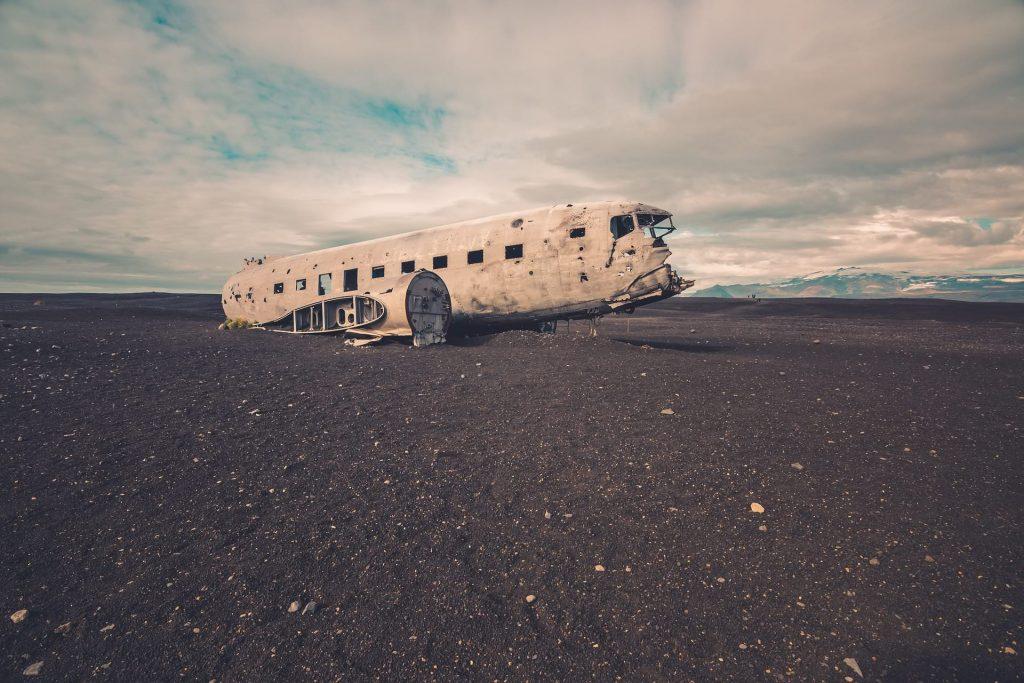 DC3 Plane Wreck Iceland