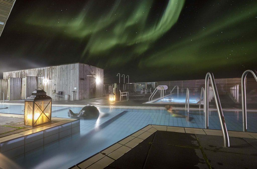 Fontana Wellness and Spa South Iceland