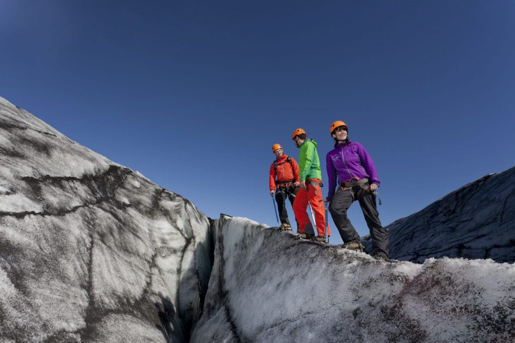 Glacier Hiking Solheimajokull