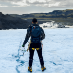 Glacier Hiking on Solheimajokull