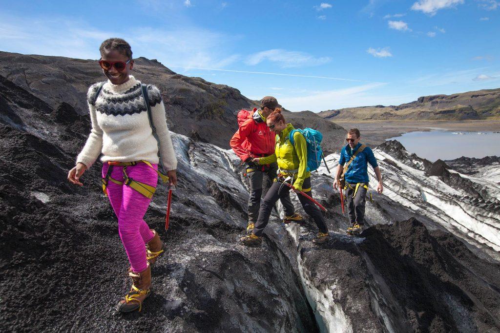 Sólheimajökull, South Iceland