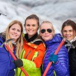 Glacier hike Skaftafell in Iceland