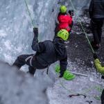 Sólheima - Ice climbing